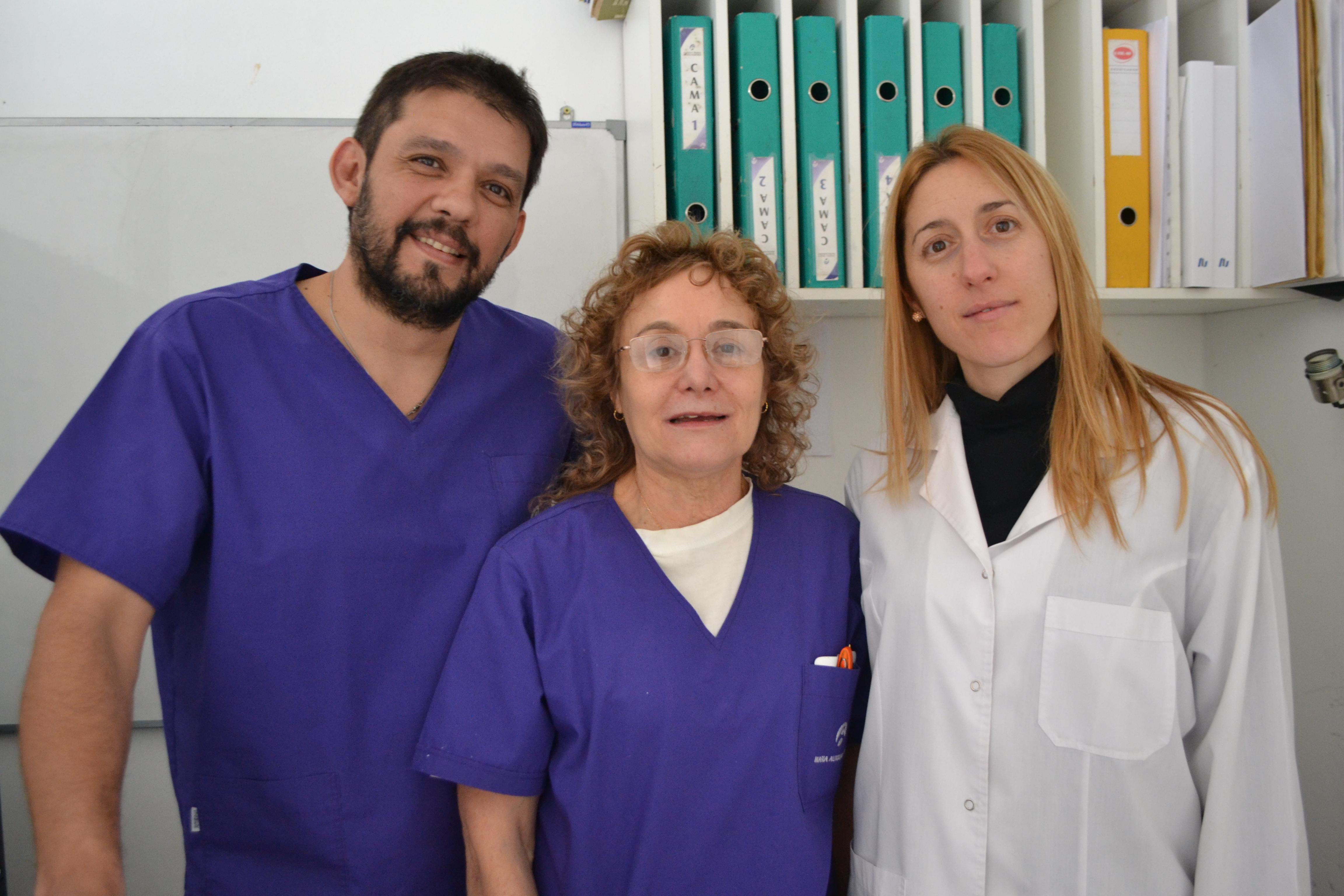 Terapia intensiva, un servicio que crece