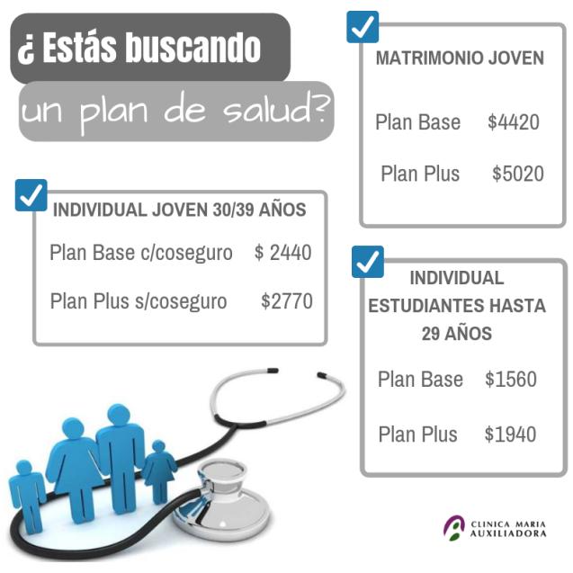 Plan de Salud Clínica María Auxiliadora